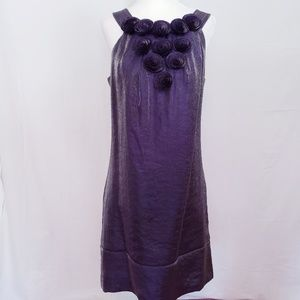 London Times New With Tags Formal Purple Dress
